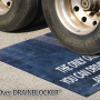 PIG® Drive-Over DRAINBLOCKER® Drain Cover