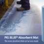 PIG BLUE® Absorbent Mat