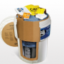 Spill Kits should be organised for fast spill response.